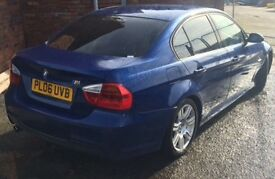 Low mileage BMW 3 series genuine M sport *AUTOMATIC* full service history/AUX port/12m MOT £3950 PX?