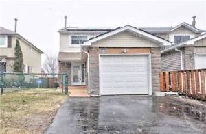 Reno'd Top To Bottom!! 3 Bed / 2 Bath Link Home In Oshawa