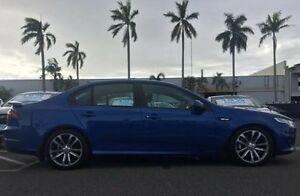 2015 Ford Falcon FG X XR6 Blue 6 Speed Sports Automatic Sedan Berrimah Darwin City Preview