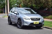 2012 Subaru XV G4X MY12 2.0i Lineartronic AWD Silver 6 Speed Constant Variable Wagon Medindie Walkerville Area Preview