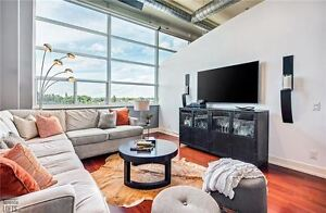 **** Forest Hill Lofts ** Gorgeous Loft with HUGE patio****
