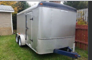 14' Utility Trailer For Sale or Trade
