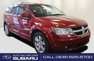 2010 Dodge Journey R/T | AWD | 3RD ROW SEATING | LEATHER | NAVIG