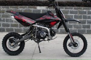 WANTED 125cc DIRT BIKE, I WILL PAY CASH