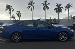 2015 Ford Falcon FG X XR6 Blue 6 Speed Sports Automatic Sedan Berrimah Darwin City Preview