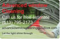 ***WINDOW CLEANING***