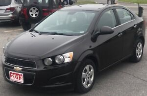 2013 Chevrolet Sonic LT AUT0 AIR LOADED