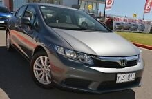 2012 Honda Civic 9th Gen Ser II VTi Polished Metal 5 Speed Sports Automatic Sedan Pearce Woden Valley Preview