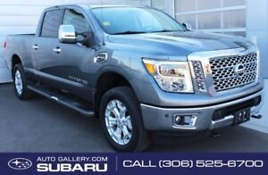 2016 Nissan Titan XD SL | CUMMINS DIESEL | LEATHER SEATS | TOUCH