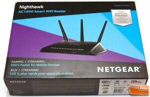 Netgear Nighthawk Router in box!