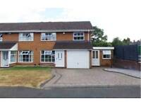 Large 4 bedroom house for rent Wigston