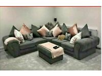 🤩🤩BRAND NEW AMAYA CORNER SOFA ONLY WITH NATION WIDE DELIVERY OPTION