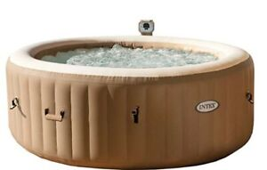 Inflatable Hot Tub!