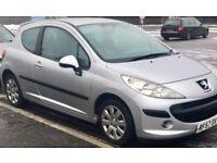 Peugeot 207, Diesel, 57 plate, Mot until Nov. £999