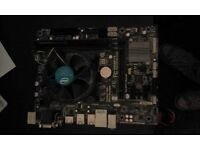 intel i5 4460 with motherboard and 8 gb ram