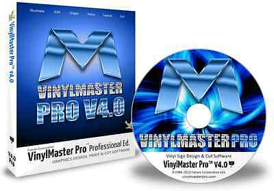 Vinylmaster Pro Vmp Vinyl Cutter Software Crossgrade With Media