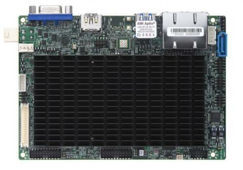 Supermicro A2SAN-L Motherboard - Intel Atom processor E3930 (6.5W, 2C)