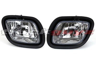 08 09 10 11 12 Freightliner Cascadia Truck Fog Light with DRL OE Style NEW PAIR