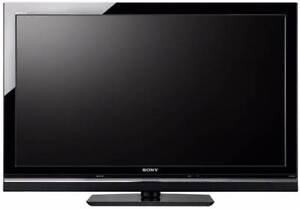 SONY 46 INCH FULL HD TV AND 6 SPEAKER HOME THEATRE