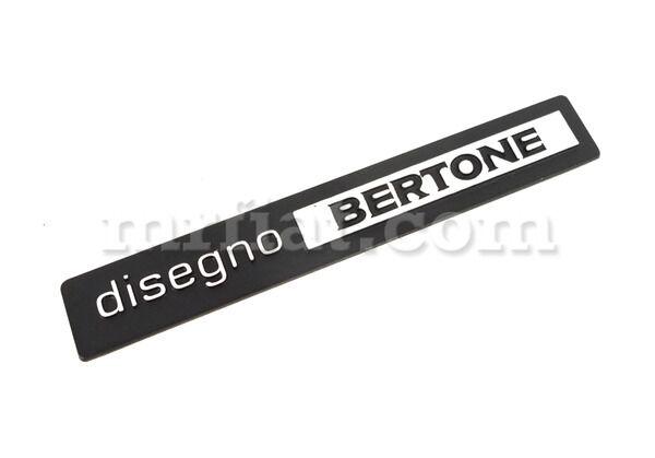 Lamborghini Disegno Bertone Emblem New