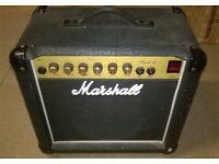 Marshall 5205 Reverb Guitar Amplifier.