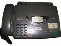 Panasonic Answering Machine & Fax