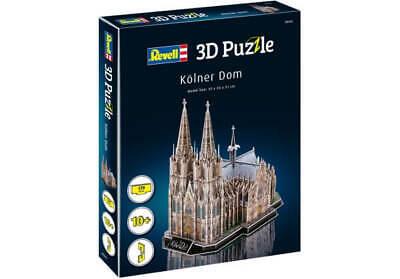 REVELL Puzzle 3D Kölner Dom 179 Teile