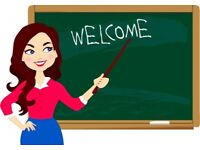 PROFESSIONAL TUTOR - QUALIFIED TEACHER - AVAILABLE FOR HOURLY SESSIONS