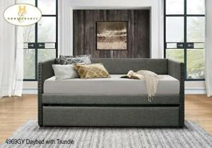 Daybed with Trundle on Sale (BD-2355)