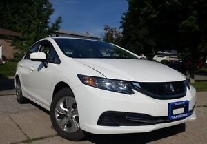 ▐▐► 2014 HONDA CIVIC LX, ONLY 12K !!, WARRANTY, CERTIFIED