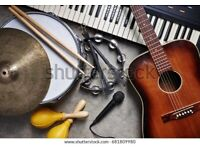 Beginner musicians wanted!