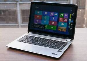 HP Envy touchsmart, i5, 8GB, 0.5TB, 14''Touch, Win 10