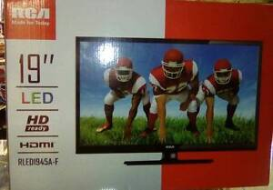 "BRAND NEW! RCA LED HDMI TV 19"" $75"