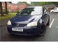 Volkswagen Golf 1.9 TDI S HPI CLEAR *FULLY LOADED BARGAIN!!!* not focus yaris fabia bora jetta Leon