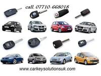 Car Locksmith & Car key Replacment