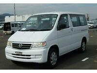 MAZDA BONGO FRIENDEE 2.0 AUTOMATIC * 6 7 8 SEATER CAMPER * ONLY 59000 MILES
