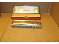 Hohner chromonica for sale in excellent condition works perfectly