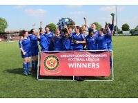 Players Wanted Women's Football Ladies Football Female Football GLWFL Division 1