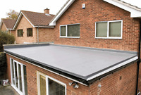 Flat Roofing, Small Shingle Jobs, Aluminum Work