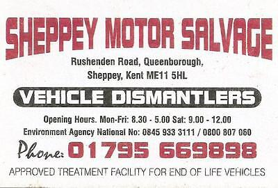 Sheppey Motor Salvage