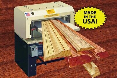 Woodmaster 718. Professional Wood Planermolding 18 Bed. With 5 Hp Motor