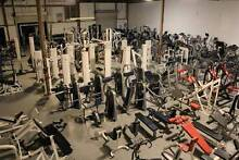 COMMERCIAL GYM EQUIPMENT CLEARANCE SALE Nerang Gold Coast West Preview