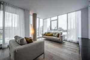 Beautiful Corner Unit, 3 Bedrooms, View On The Canal - Montreal