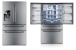 Large French Door Fridge