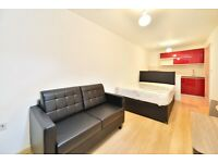 Newly Refurbished Studio, furnished, to rent in Fulham/ Parsons Green SW6!