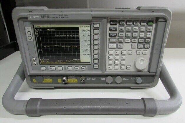 Agilent E4404B-STD ESA-E Standard Analyzer, 9 kHz to 6.7 GHz