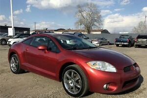 2008 MITSUBISHI Eclipse GT V6 E-TESTED