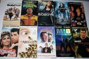VHS films divers sur Vidéo-cassettes  dès 1$