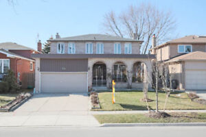 High Demand 4 Bdr-Detached in Prime Mississauga area! Must See!@