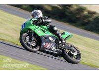 Zxr 400 track bike